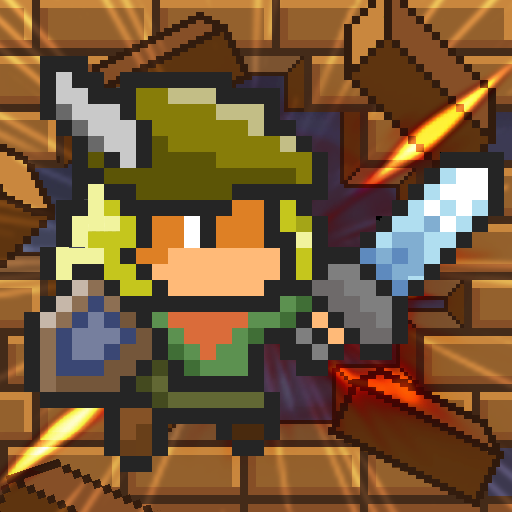 Buff Knight – Offline Idle RPG Runner  APKs (Mod) Download – for android