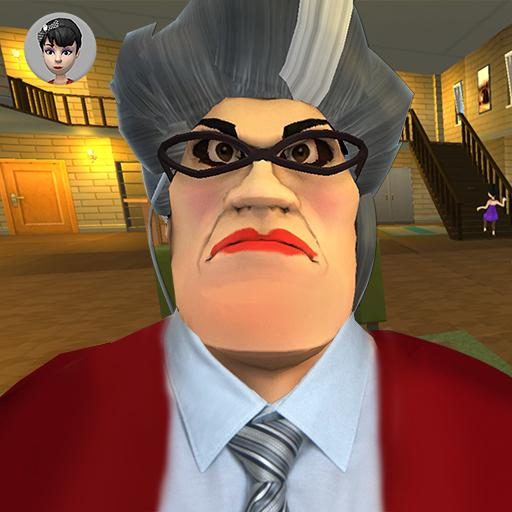 Scary Evil Teacher 3D Game Creepy Spooky Game 2020  APKs (Mod) Download – for android