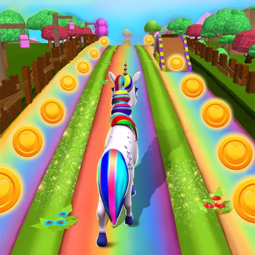 Unicorn Run – Fast & Endless Runner Games 2021  APKs (Mod) Download – for android