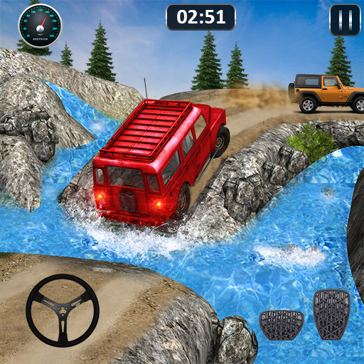 4×4 Turbo Jeep Racing Mania  APKs (Mod) Download – for android
