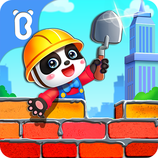 Baby Panda's Earthquake-resistant Building  APKs (Mod) Download – for android