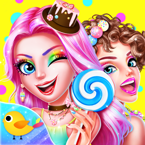 Candy Makeup Party Salon  APKs (Mod) Download – for android