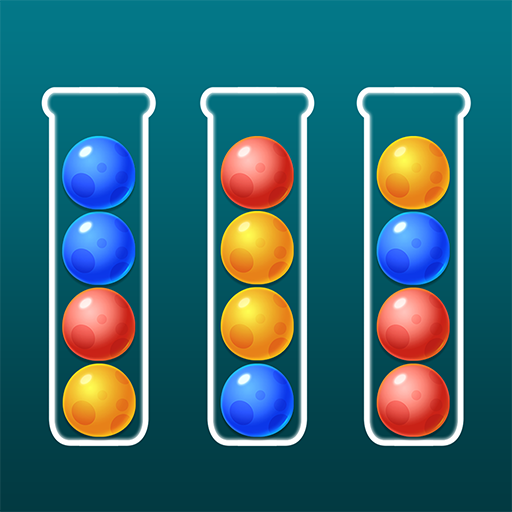 Color Ball Sort Puzzle – Dino Bubble Sorting Game  APKs (Mod) Download – for android