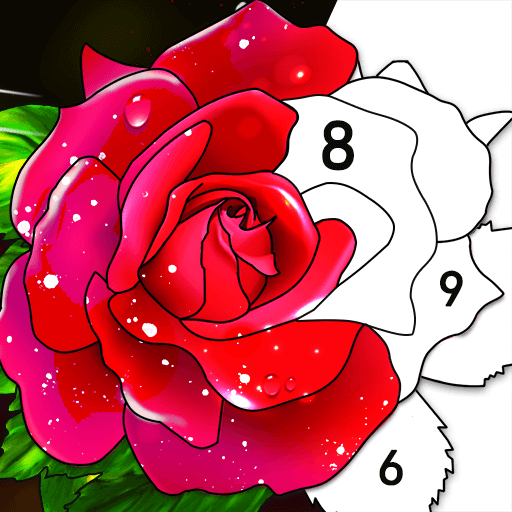 Color by Number: Oil Painting Coloring Book  APKs (Mod) Download – for android