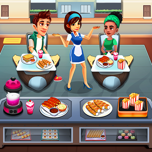 Cooking Cafe – Food Chef  APKs (Mod) Download – for android
