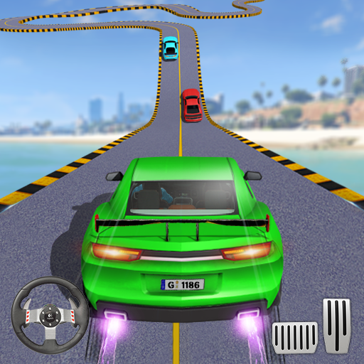 Crazy Car Stunt Driving Games – New Car Games 2021  APKs (Mod) Download – for android