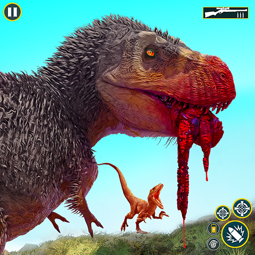 Dino Hunting 3d – Animal Sniper Shooting 2021  APKs (Mod) Download – for android