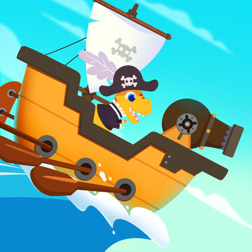 Dinosaur Pirates – Games for kids toddlers  APKs (Mod) Download – for android