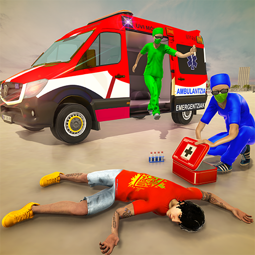 Emergency Superhero Rescue Mission-Ambulance Games  APKs (Mod) Download – for android