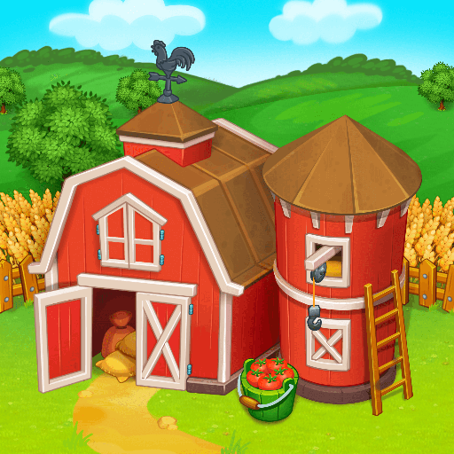 Farm Town: Happy village near small city and town  APKs (Mod) Download – for android
