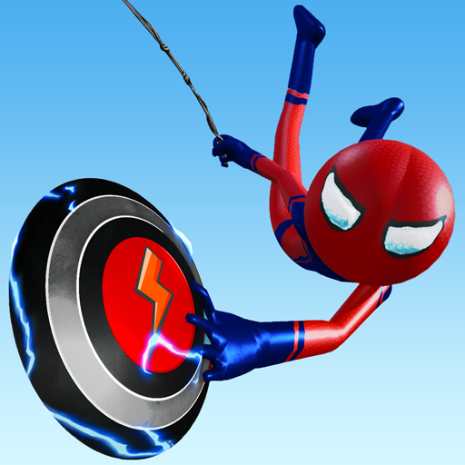 Flying Stickman Rope Hero  APKs (Mod) Download – for android