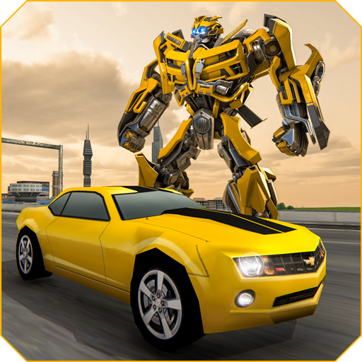 Grand Shooting Robot Transform Car 2019  APKs (Mod) Download – for android