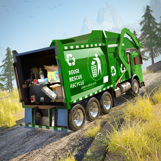 Grand Trash Truck 3D  APKs (Mod) Download – for android