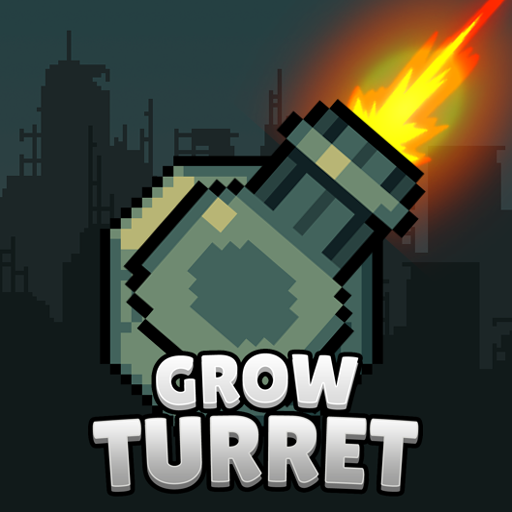 Grow Turret – Idle Clicker Defense  7.7.6 APKs (Mod) Download – for android