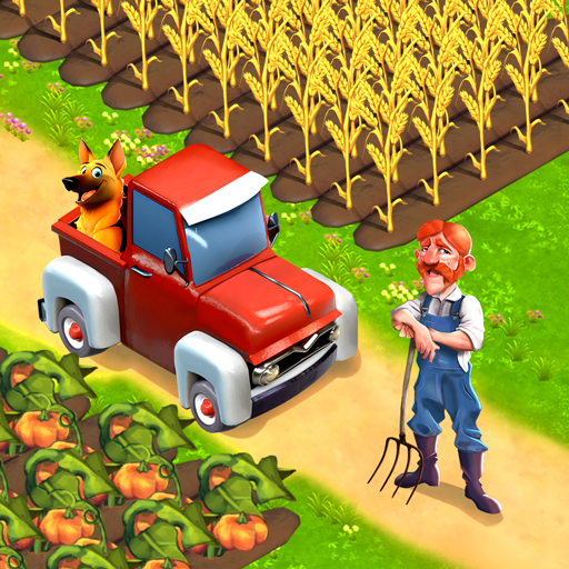 Happy Town Farm Games – Farming & City Building  APKs (Mod) Download – for android