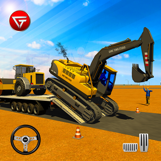 Heavy Excavator Machines: Transporter Truck Games  APKs (Mod) Download – for android