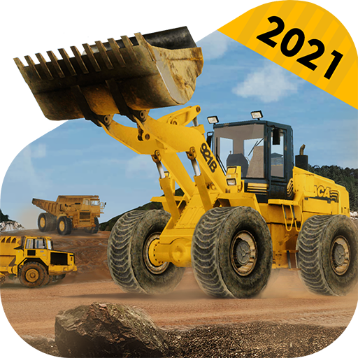 Heavy Machines & Mining Simulator  APKs (Mod) Download – for android