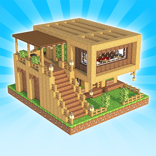 House Craft 3D – Idle Block Building Game  APKs (Mod) Download – for android