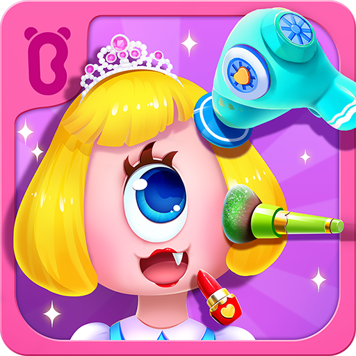 Little Monster's Makeup Game  APKs (Mod) Download – for android