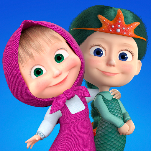 Masha and the Bear: Kids Learning games for free  1.0.38 APKs (Mod) Download – for android