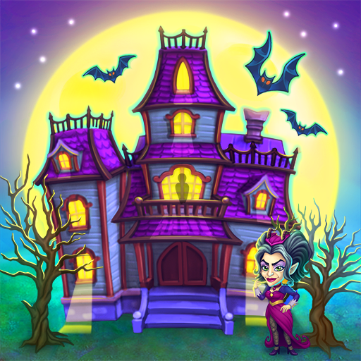 Monster Farm Happy Ghost Village – Witch Mansion  1.76 APKs (Mod) Download – for android