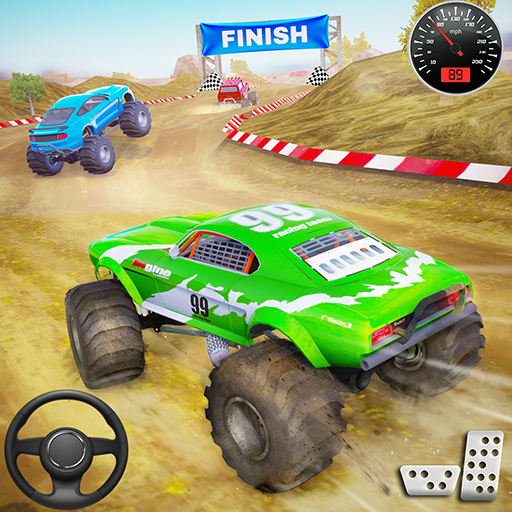 Monster Truck Car Racing Game  APKs (Mod) Download – for android