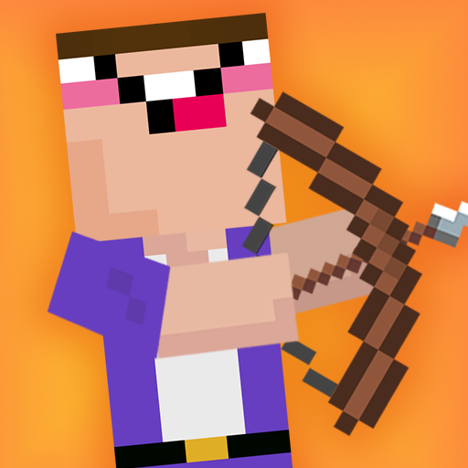 Mr Noob vs 1000 zombies – Lucky Block story  APKs (Mod) Download – for android