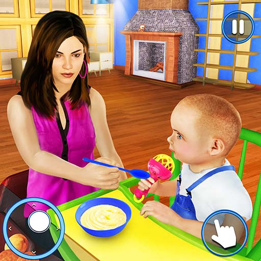 New Baby Single Mom Family Adventure  APKs (Mod) Download – for android