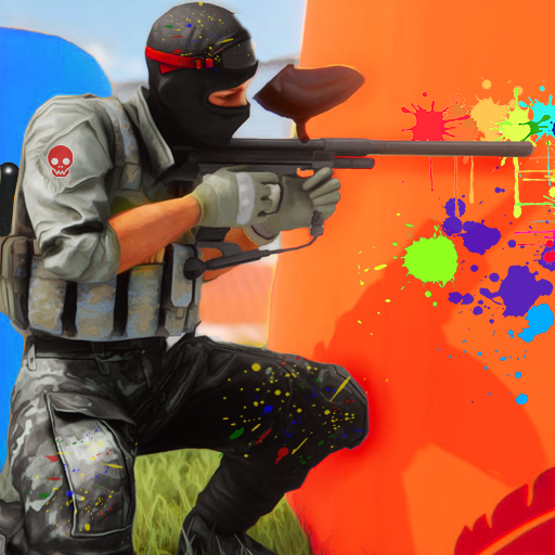PaintBall Shooting Arena3D : Army StrikeTraining  APKs (Mod) Download – for android