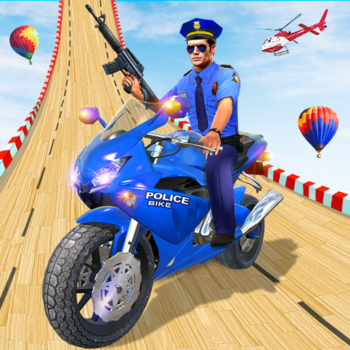 Police Bike Stunt GT Race Game  APKs (Mod) Download – for android