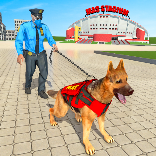 Police Dog Football Stadium Crime Chase Game  APKs (Mod) Download – for android