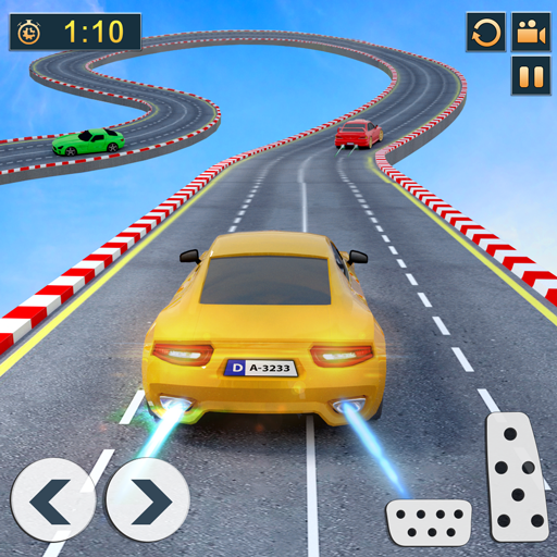 Ramp Car Stunts – Racing Car Games  4.7 APKs (Mod) Download – for android