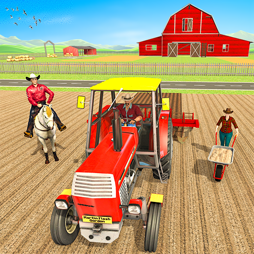 Ranch Farming Simulator 3D  APKs (Mod) Download – for android