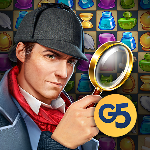 Sherlock:MysteryHiddenObjects& Match-3 Cases  APKs (Mod) Download – for android