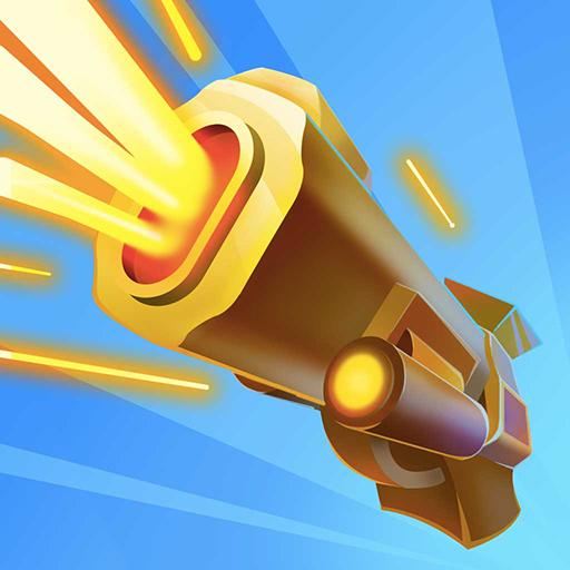 Shooting the Pixel – Guns & Bricks  APKs (Mod) Download – for android