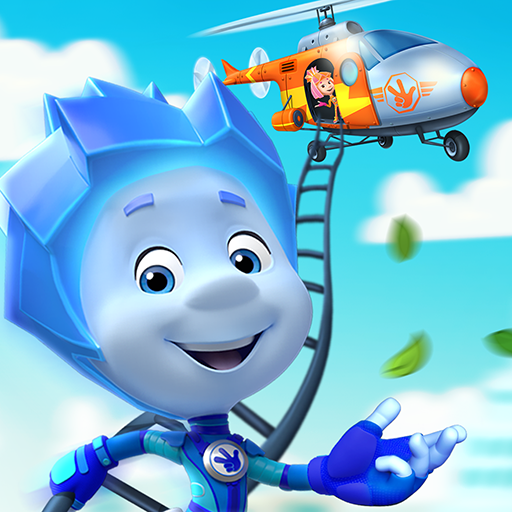 The Fixies Helicopter Game! Fiksiki Fixing Games!  APKs (Mod) Download – for android