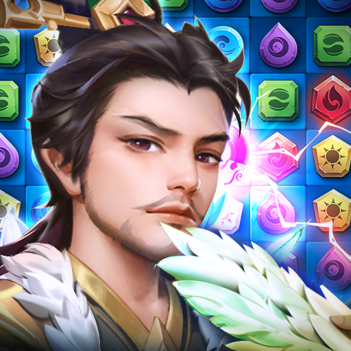 Three Kingdoms & Puzzles: Match 3 RPG  APKs (Mod) Download – for android