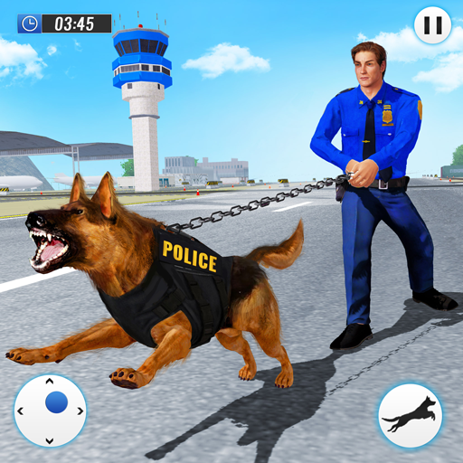US Police Dog 2020: Airport Crime Shooting Game  APKs (Mod) Download – for android