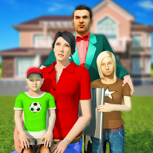 Virtual Family Simulator: house renovation games  APKs (Mod) Download – for android