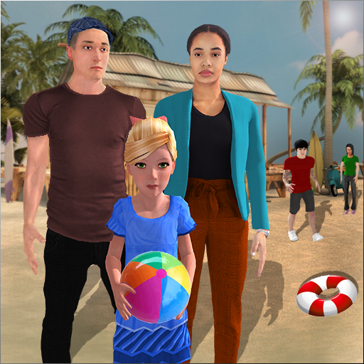 Virtual Family Summer Vacations Fun Adventures  APKs (Mod) Download – for android