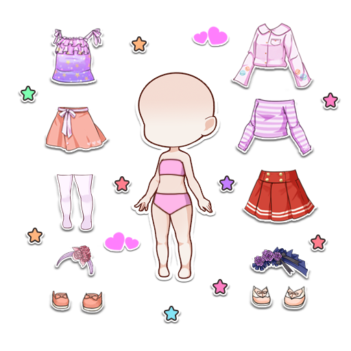 Vivid Doll : dress up games Character Maker  APKs (Mod) Download – for android