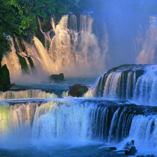 Waterfall Jigsaw Puzzles  APKs (Mod) Download – for android