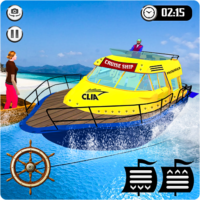 Cruise Captain: Water Boat Taxi Simulator  APKs (Mod) Download – for android