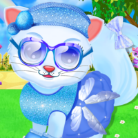 Cute Kitty Daycare Activity – Fluffy Pet Salon  APKs (Mod) Download – for android