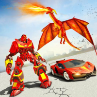 Dragon Robot Transforming Car  APKs (Mod) Download – for android
