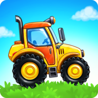 Farm land and Harvest – farming kids games  APKs (Mod) Download – for android