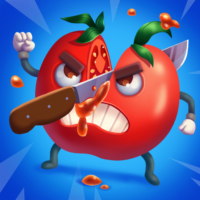 Hit Tomato 3D: Knife Throwing Master  APKs (Mod) Download – for android