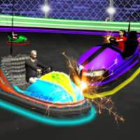 Light Bumping Cars Extreme Stunts: Bumper Car Game  APKs (Mod) Download – for android