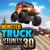Monster Truck Game: Impossible Car Stunts 3D  APKs (Mod) Download – for android