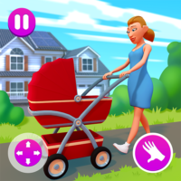 Mother Simulator Happy Virtual Family Life  1.6.5.27 APKs (Mod) Download – for android
